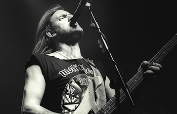 motörhead photographed by reinhard simon berlin 910108-3 s