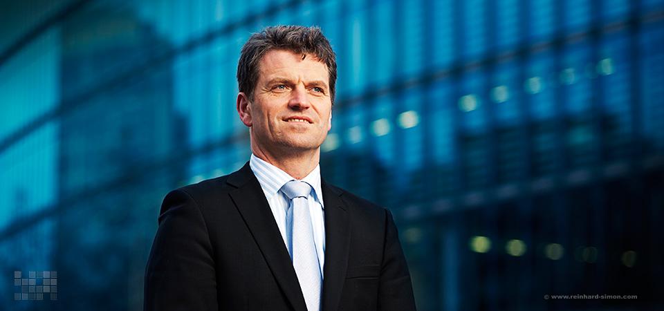 Lutz Männel, Geschäftsführer